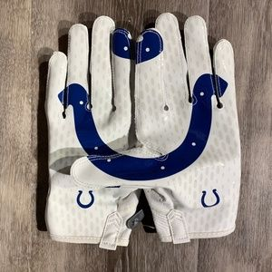 Nike Vapor Jet 3.0 NFL Indianapolis Colts Gloves